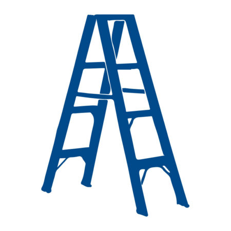 Double Sided A-Frame Ladders